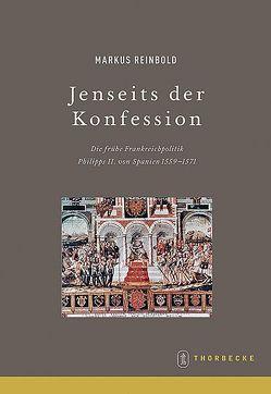 Jenseits der Konfession von Reinbold,  Markus