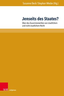 Jenseits des Staates? von Beck,  Susanne, Meder,  Stephan
