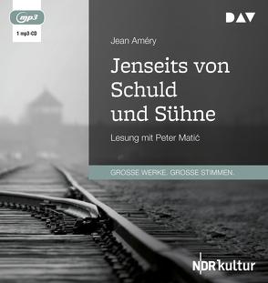 Jenseits von Schuld und Sühne von Améry,  Jean, Matic,  Peter