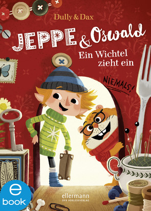 Jeppe & Oswald von Dax,  Eva, Dully,  Sabine
