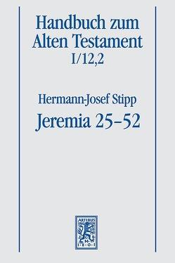 Jeremia 25-52 von Stipp,  Hermann-Josef