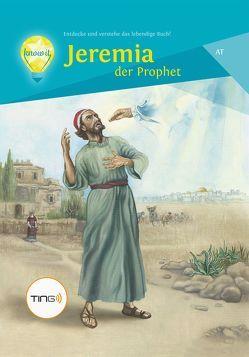 Jeremia der Prophet von Frank,  Nelli, Steinke,  Alexander