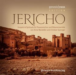 Jericho – genesis brass Edition, Audio CD von Sprenger,  Christian