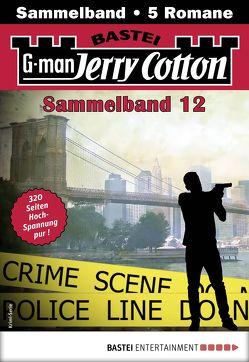Jerry Cotton Sammelband 12 – Krimi-Serie von Cotton,  Jerry