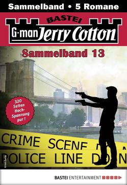 Jerry Cotton Sammelband 13 – Krimi-Serie von Cotton,  Jerry