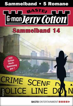 Jerry Cotton Sammelband 14 – Krimi-Serie von Cotton,  Jerry