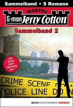 Jerry Cotton Sammelband 2 – Krimi-Serie von Cotton,  Jerry