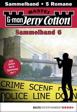 Jerry Cotton Sammelband 6 – Krimi-Serie von Cotton,  Jerry