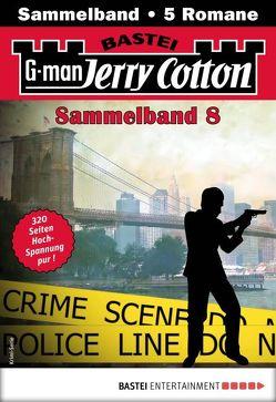 Jerry Cotton Sammelband 8 – Krimi-Serie von Cotton,  Jerry