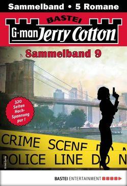 Jerry Cotton Sammelband 9 – Krimi-Serie von Cotton,  Jerry