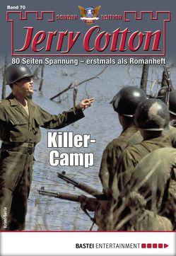 Jerry Cotton Sonder-Edition 70 – Krimi-Serie von Cotton,  Jerry