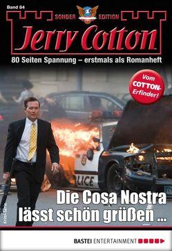 Jerry Cotton Sonder-Edition 84 – Krimi-Serie von Cotton,  Jerry