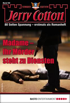 Jerry Cotton Sonder-Edition 99 – Krimi-Serie von Cotton,  Jerry