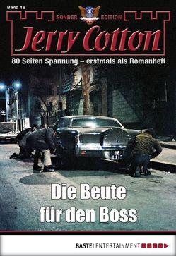 Jerry Cotton Sonder-Edition – Folge 18 von Cotton,  Jerry