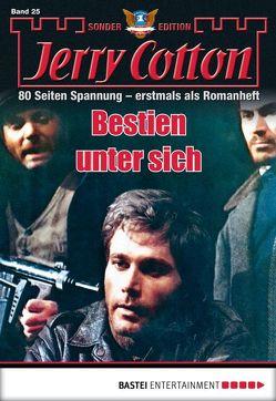 Jerry Cotton Sonder-Edition – Folge 25 von Cotton,  Jerry