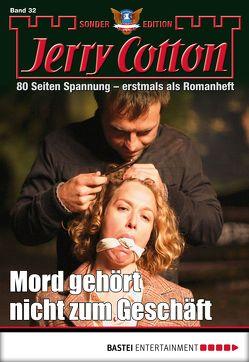 Jerry Cotton Sonder-Edition – Folge 32 von Cotton,  Jerry