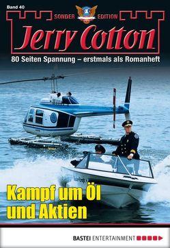 Jerry Cotton Sonder-Edition – Folge 40 von Cotton,  Jerry