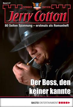 Jerry Cotton Sonder-Edition – Folge 47 von Cotton,  Jerry