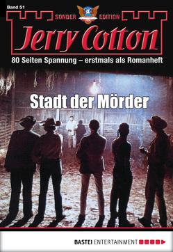 Jerry Cotton Sonder-Edition – Folge 51 von Cotton,  Jerry