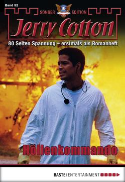 Jerry Cotton Sonder-Edition – Folge 52 von Cotton,  Jerry