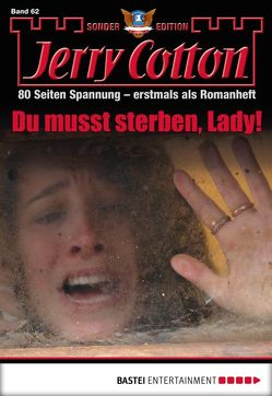 Jerry Cotton Sonder-Edition – Folge 62 von Cotton,  Jerry