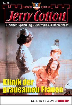 Jerry Cotton Sonder-Edition – Folge 64 von Cotton,  Jerry