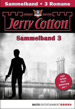 Jerry Cotton Sonder-Edition Sammelband 3 – Krimi-Serie von Cotton,  Jerry