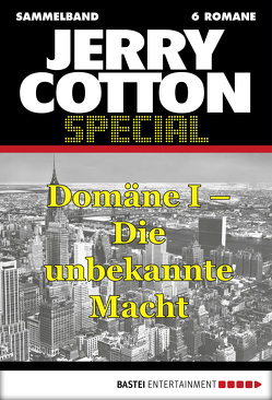 Jerry Cotton Special – Sammelband 1 von Cotton,  Jerry
