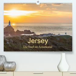Jersey – Die Insel im Ärmelkanal (Premium, hochwertiger DIN A2 Wandkalender 2021, Kunstdruck in Hochglanz) von Fotografie,  ReDi