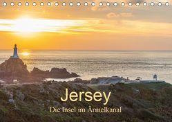 Jersey – Die Insel im Ärmelkanal (Tischkalender 2019 DIN A5 quer) von Fotografie,  ReDi
