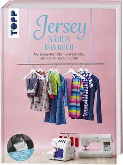 Jersey nähen – Das Buch von Dohmen,  Pauline, u.a.