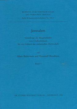 Jerusalem von Bieberstein,  Klaus, Bloedhorn,  Hanswulf