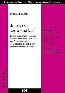 "Jerusalem ""an jenem Tag"" von Schlegel,  Michael"