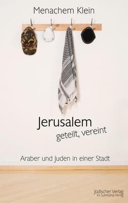 Jerusalem – geteilt, vereint von Klein,  Menachem, Thimme,  Eva-Maria