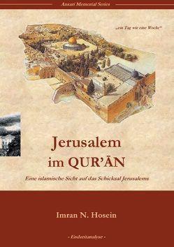 Jerusalem im Quran von Hosein,  Imran N.