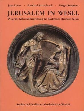 Jerusalem in Wesel von Karrenbrock,  Reinhard, Kempkens,  Holger, Prieur,  Jutta