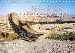 Jerusalem schönste Augenblicke (Tischkalender 2019 DIN A5 quer) von SWITZERLAND,  ©KAVODEDITION