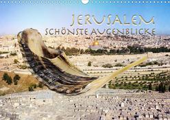 Jerusalem schönste Augenblicke (Wandkalender 2020 DIN A3 quer) von SWITZERLAND,  ©KAVODEDITION
