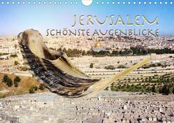 Jerusalem schönste Augenblicke (Wandkalender 2020 DIN A4 quer) von SWITZERLAND,  ©KAVODEDITION