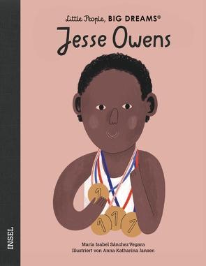 Jesse Owens von Jansen,  Anna Katharina, Kleemann,  Silke, Sánchez Vegara,  María Isabel
