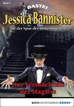 Jessica Bannister – Folge 003 von Farell,  Janet