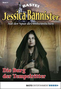 Jessica Bannister – Folge 004 von Farell,  Janet