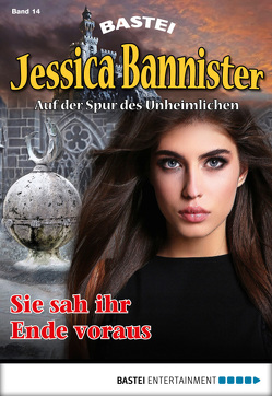 Jessica Bannister – Folge 014 von Farell,  Janet