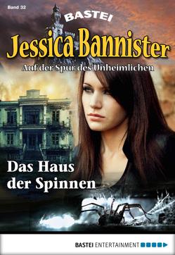 Jessica Bannister – Folge 032 von Farell,  Janet