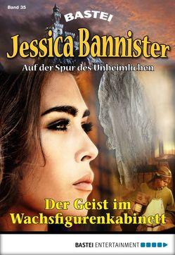 Jessica Bannister – Folge 035 von Farell,  Janet