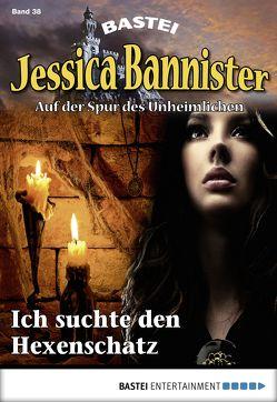 Jessica Bannister – Folge 038 von Farell,  Janet