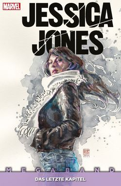 Jessica Jones Megaband von Bendis,  Brian Michael, Gaydos,  Michael