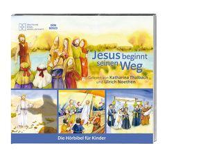 Die Jünger folgen Jesus von Noethen,  Ulrich, Oleak,  Rainer, Thalbach,  Katharina