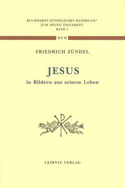 Jesus in Bildern aus seinem Leben von Dräger,  Matthias, Zündel,  Friedrich