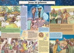 Jesus ist geboren von Bühlmann,  Walter, Egger,  Christine, Schwegler,  Annemarie